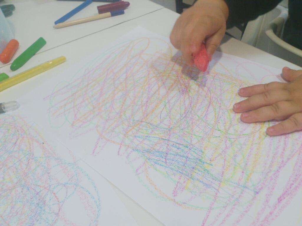 Conservar dibujos niños
