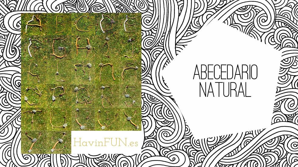 abecedario natural