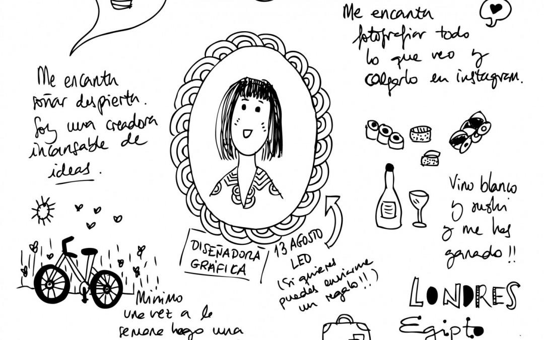 El doodling y cómo encontré mi vocación tardía