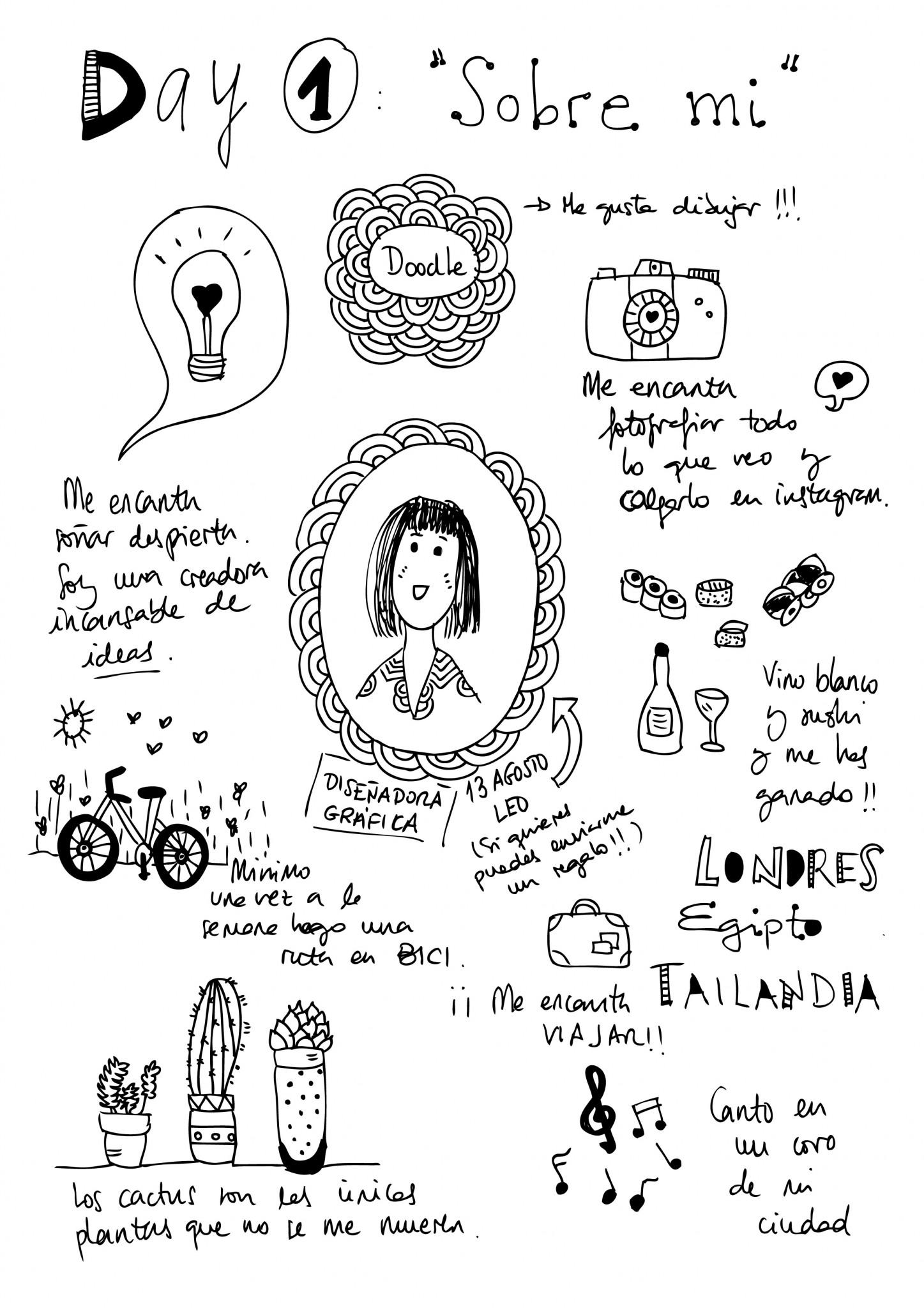 Cristina Navarro doodle