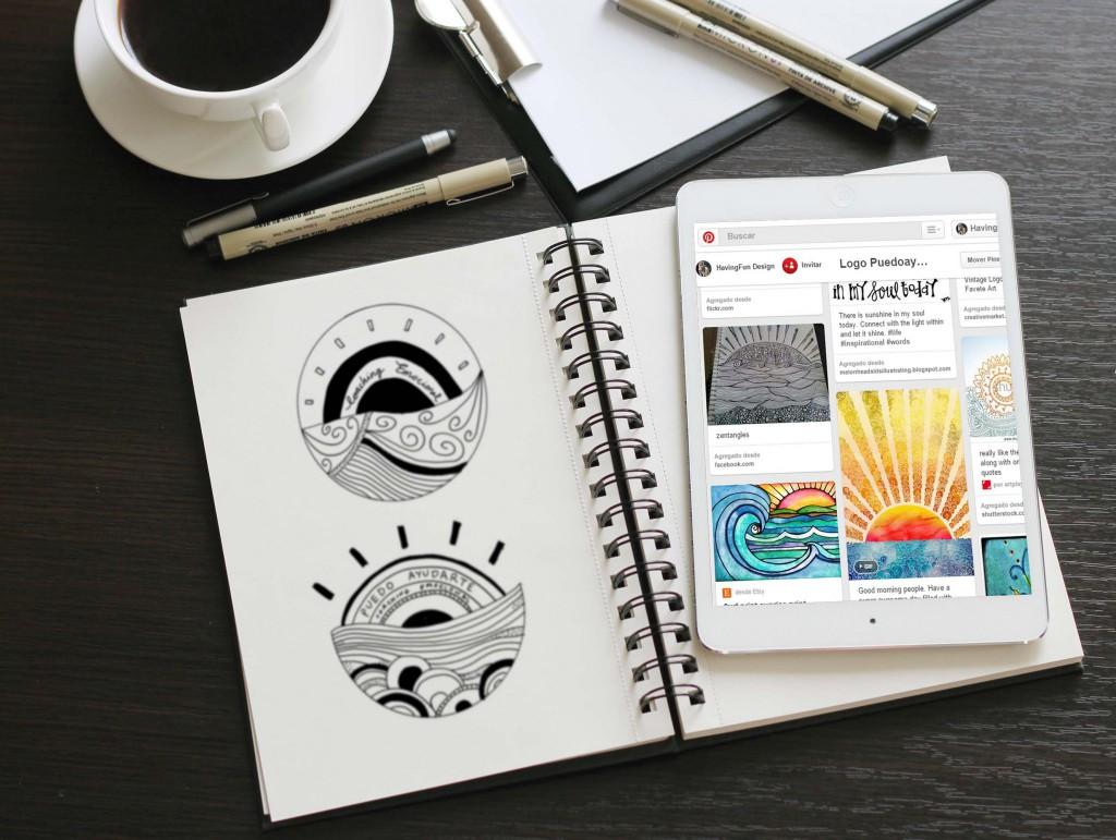 diseño de logos Havingfun