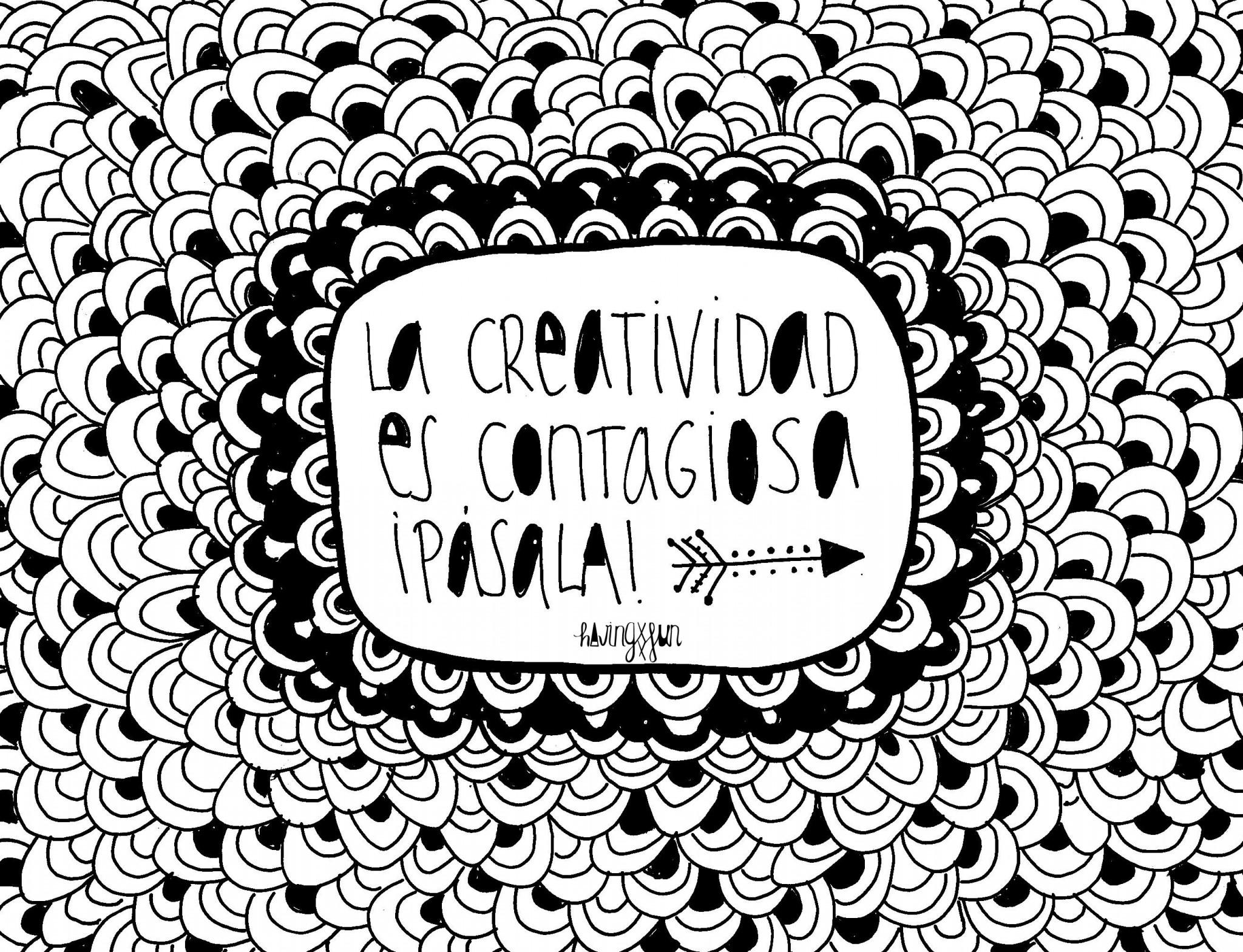 doodle CREATIVIDAD