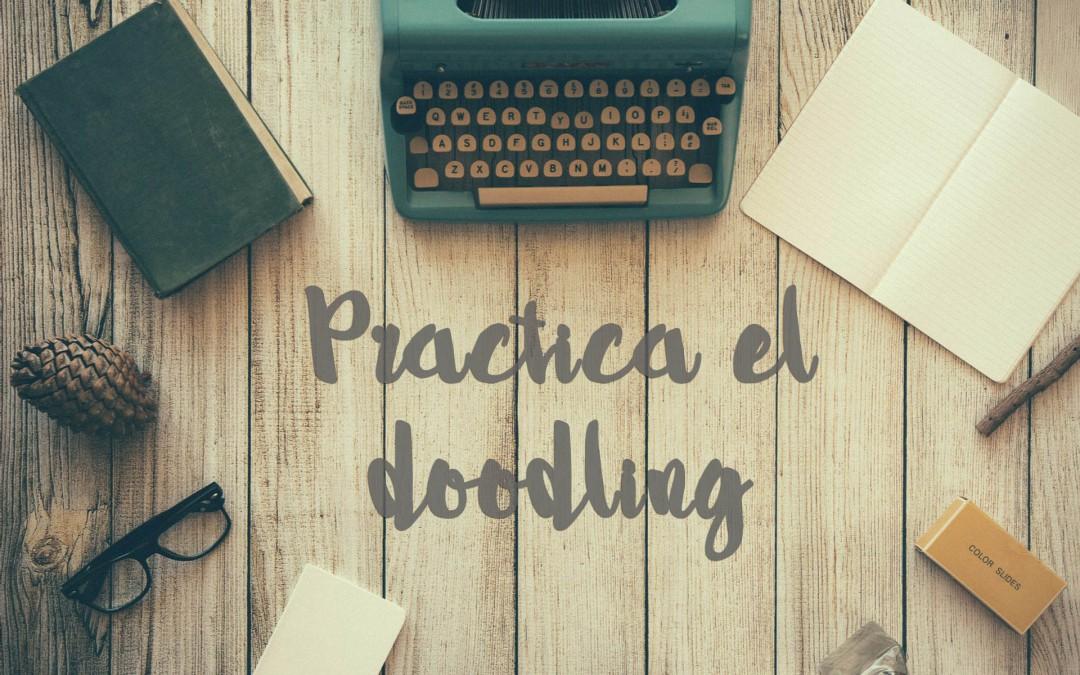 Escribir cartas, una manera divertida de practicar el doodling