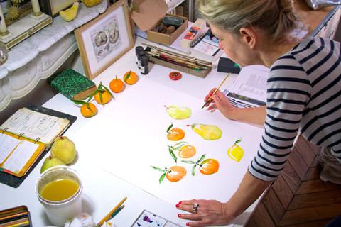 Doodle recetas: Lucile's kitchen