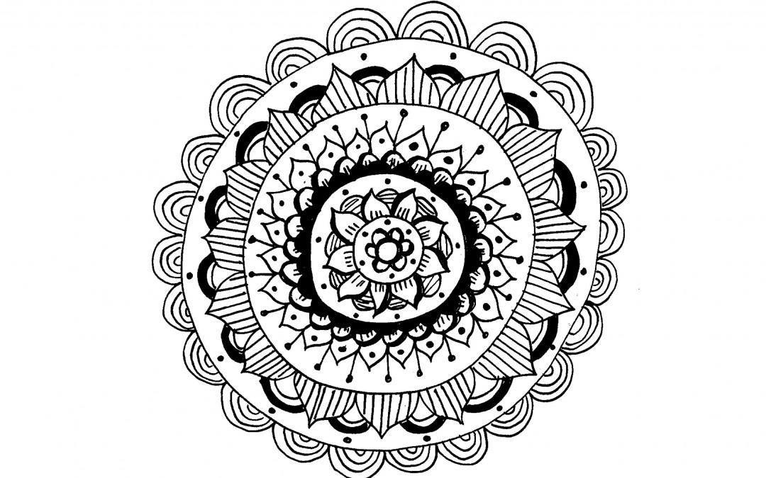 Nuevo reto creativo doodling