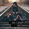 ser más creativa