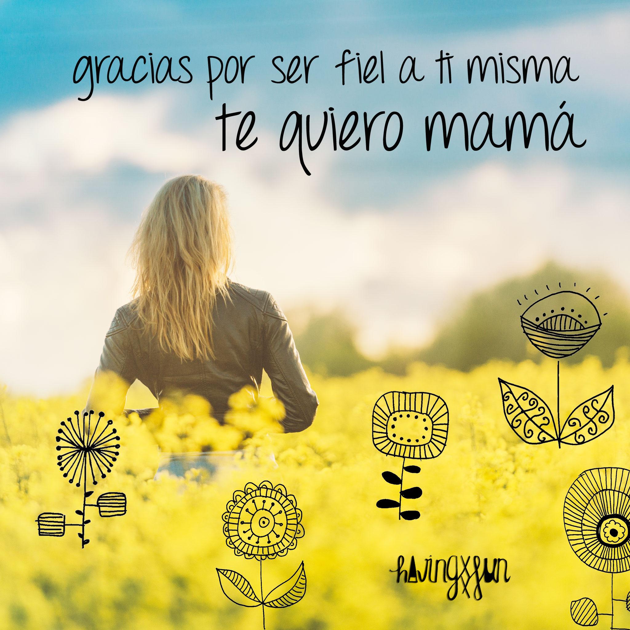 carteles dia de la madre