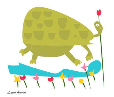 ilustracion-tortuga