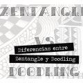 diferencias zentangle y doodling