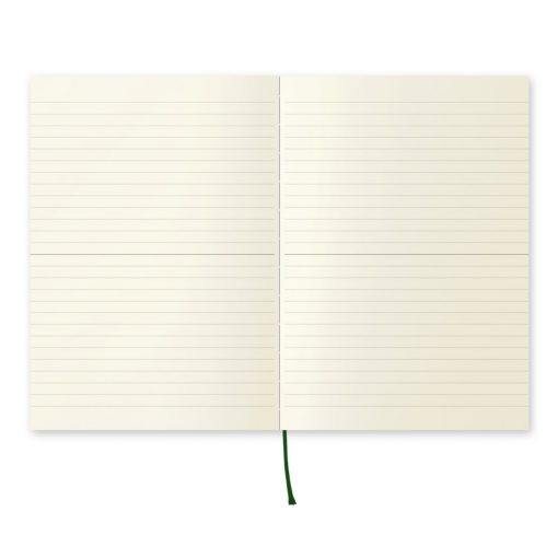 cuaderno midori md notebook a5 lineas