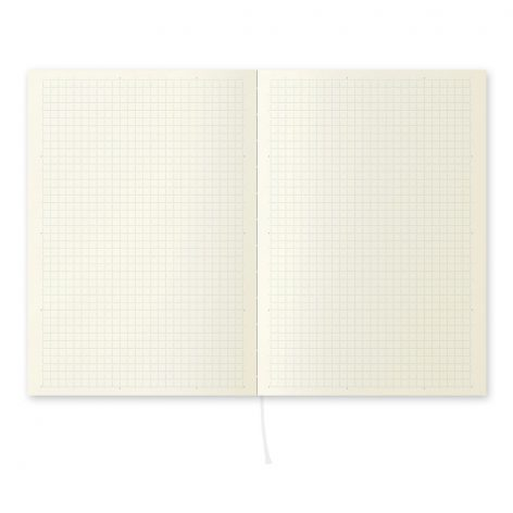 cuaderno midori md notebook a5 cuadros