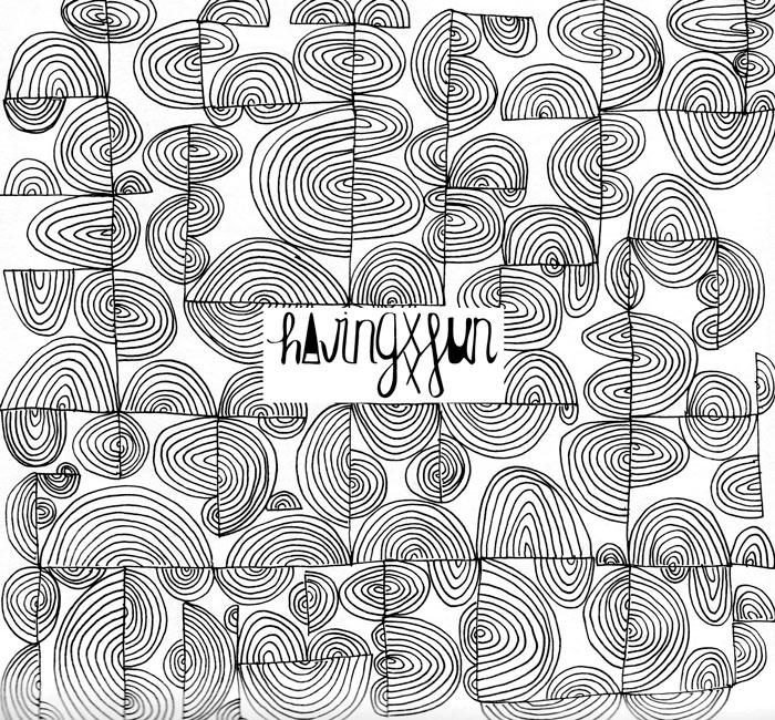 doodle havingfun