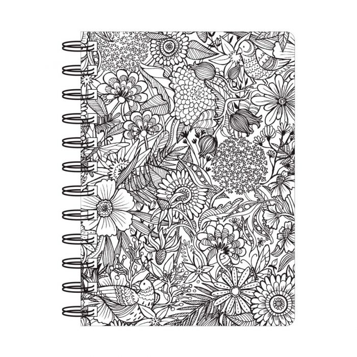 cuaderno_coloring_notebook_floral2