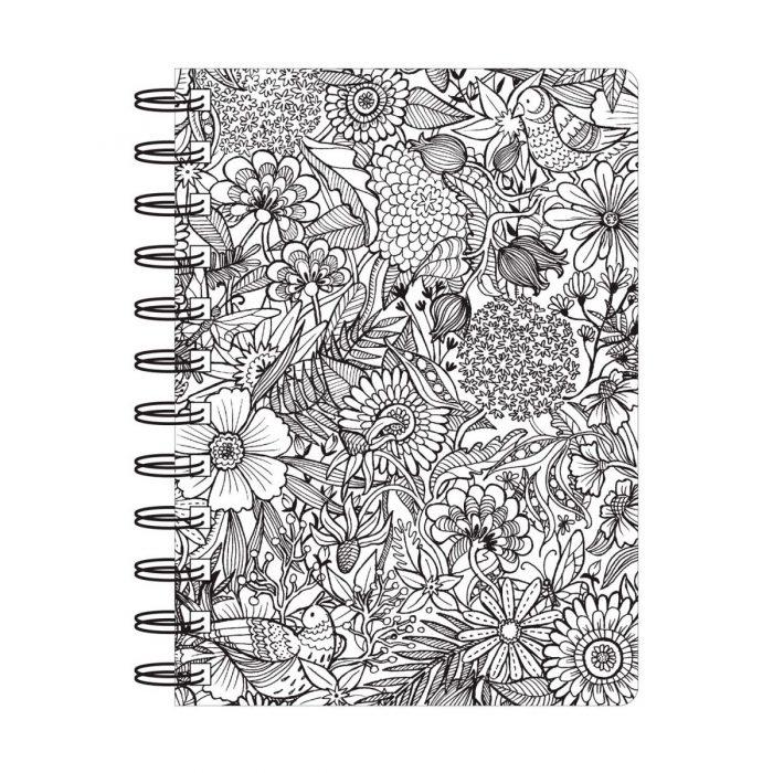 cuaderno_coloring_notebook_floral2