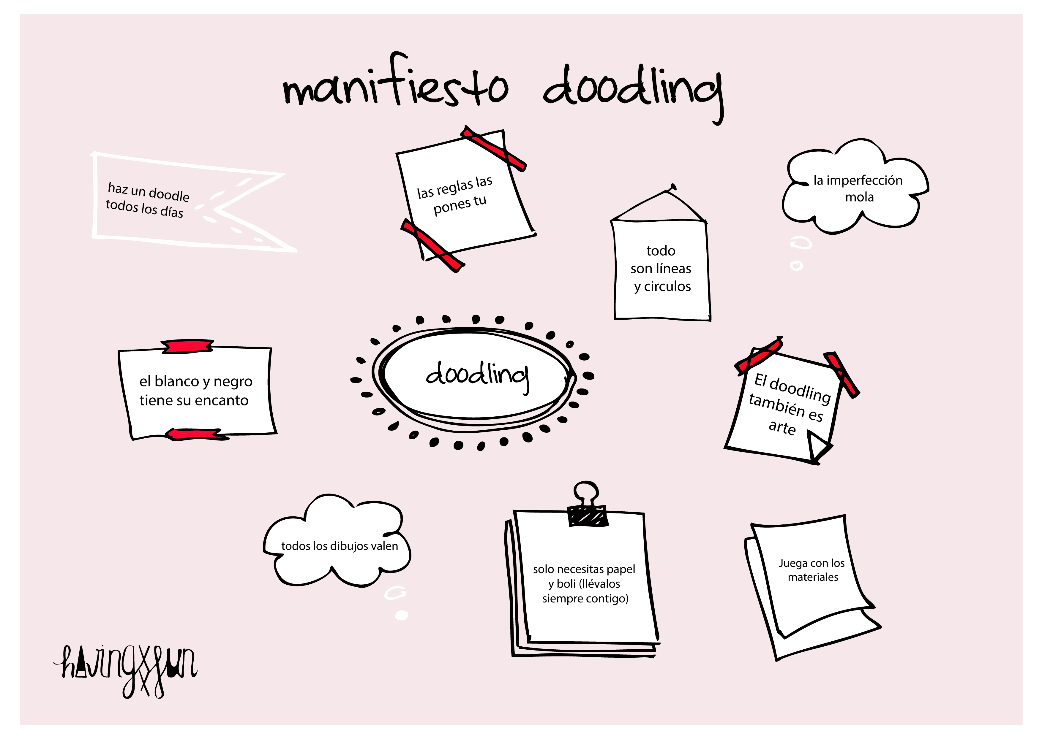 Retos creativos para el bullet journal- Havingfun, papeleria creativa