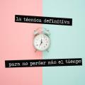 no perder mas el tiempo
