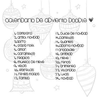 Calendario Adviento Infantil.Reto Creativo Para Ninos Y Un Calendario De Adviento Havingfun