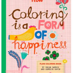 flow coloring book