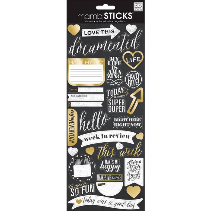 Me & My Big Ideas-Specialty Stickers