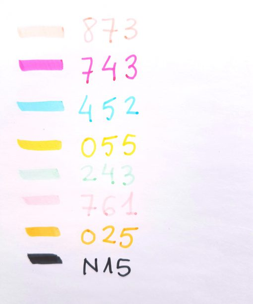 colores tombow