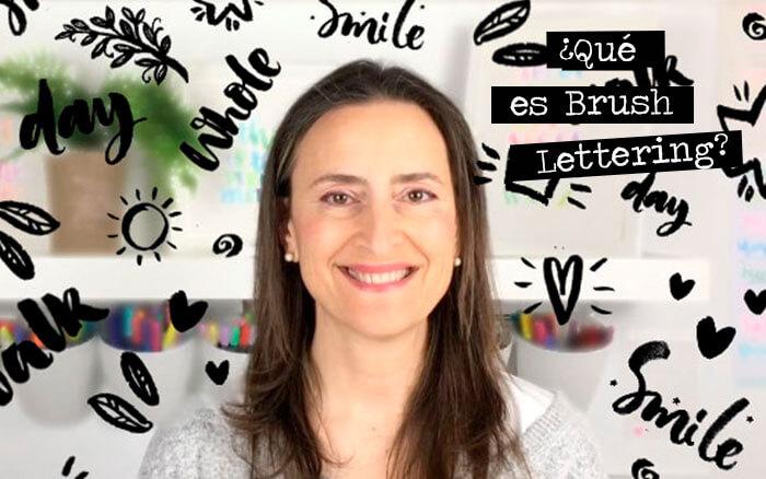 Qué es el Brush Lettering y cómo puedes aprenderlo