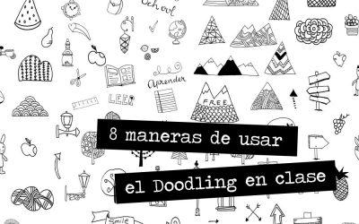8 maneras de usar el Doodling en clase