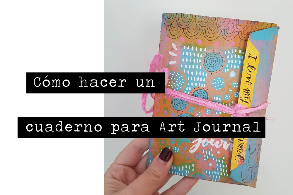 cuaderno para art journal